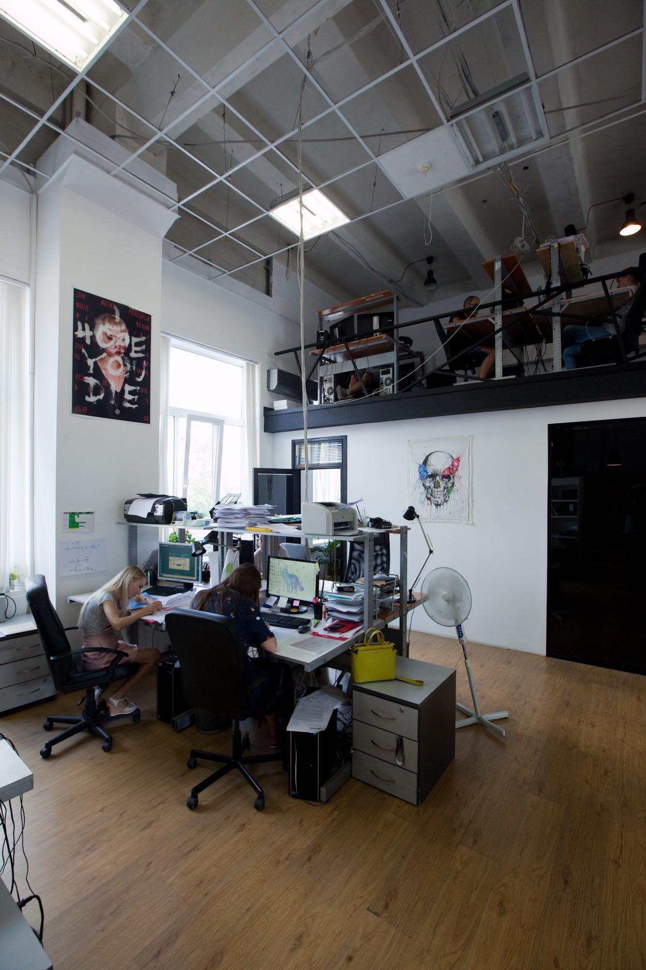 Офис студии Полдень